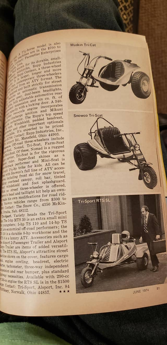 picture of Pop Mech trikes 2