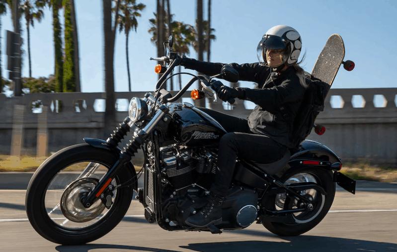 picture of Harley Davidson Street Bob