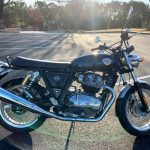 Riding the Royal Enfield INT650 Interceptor