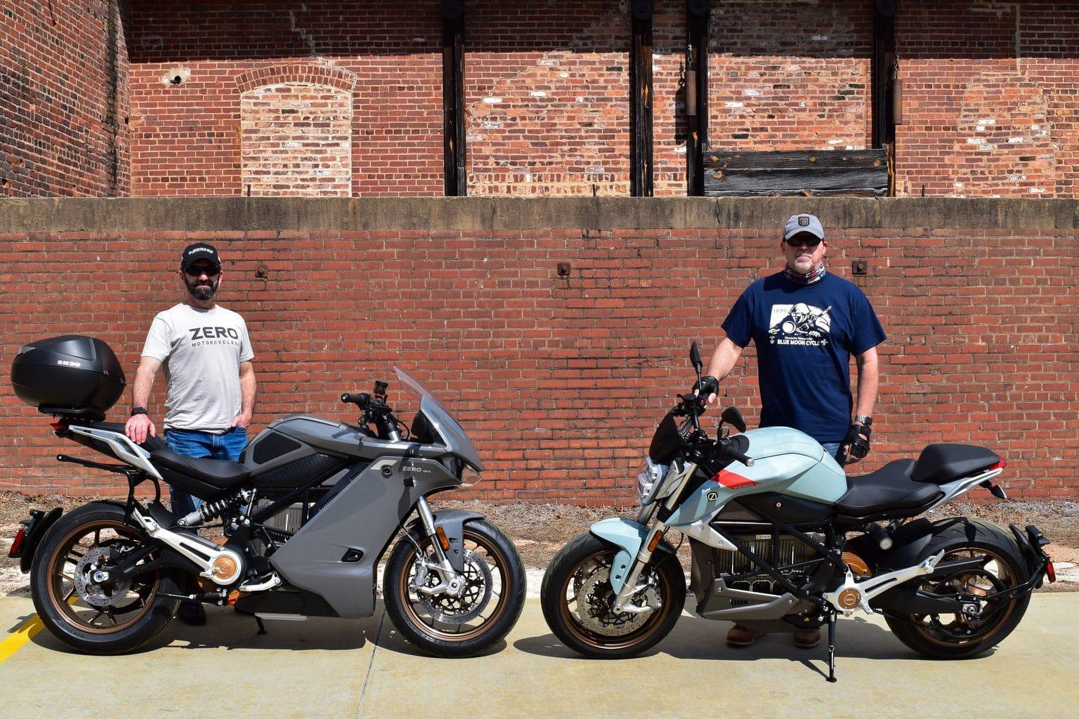 picture of Zero Motorcycles