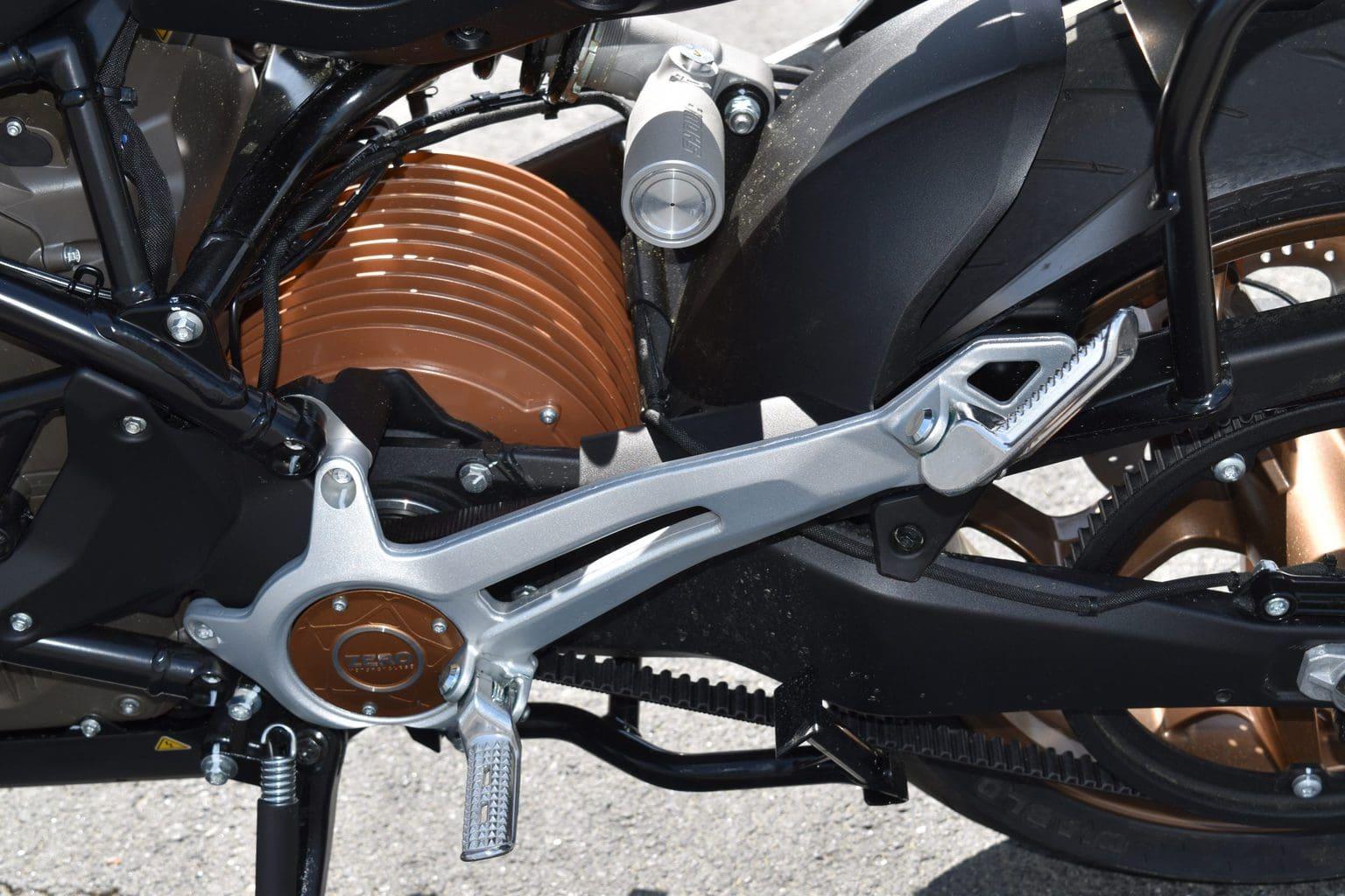picture of Zero Regen Motor