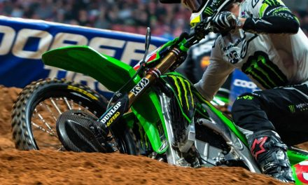 Midseason Supercross Action