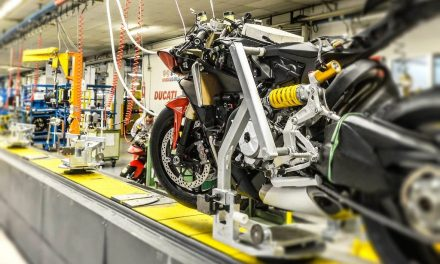 Ducati, Others Prep To Reopen Motorcycle Production