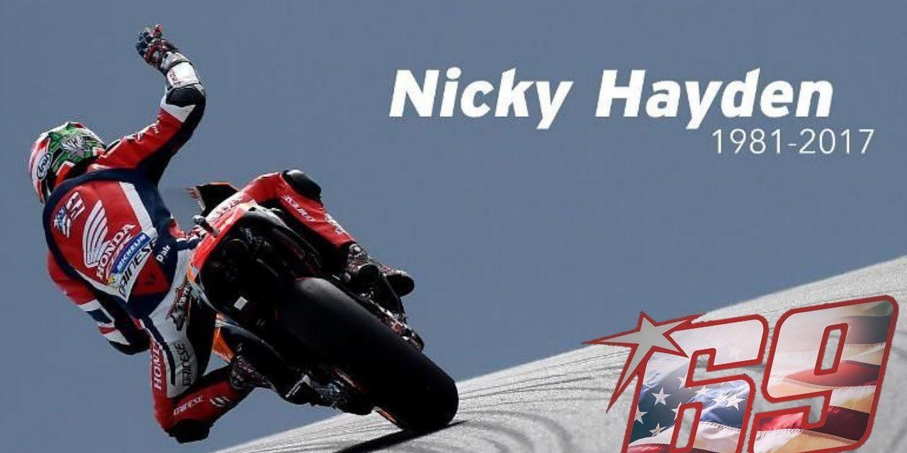 Nicky Hayden Tribute