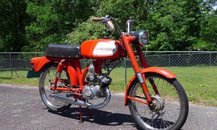 "Harley-Davidson M-50S ""Boy Racer"""