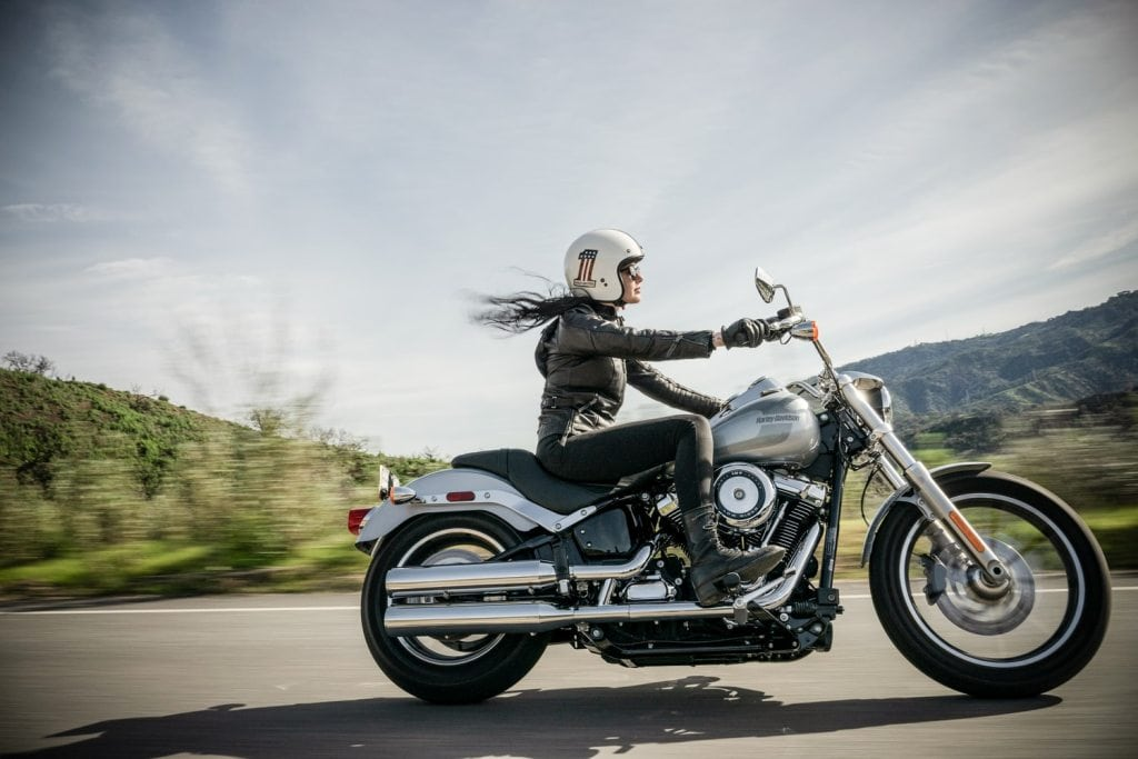 picture of Lady Harley Rider