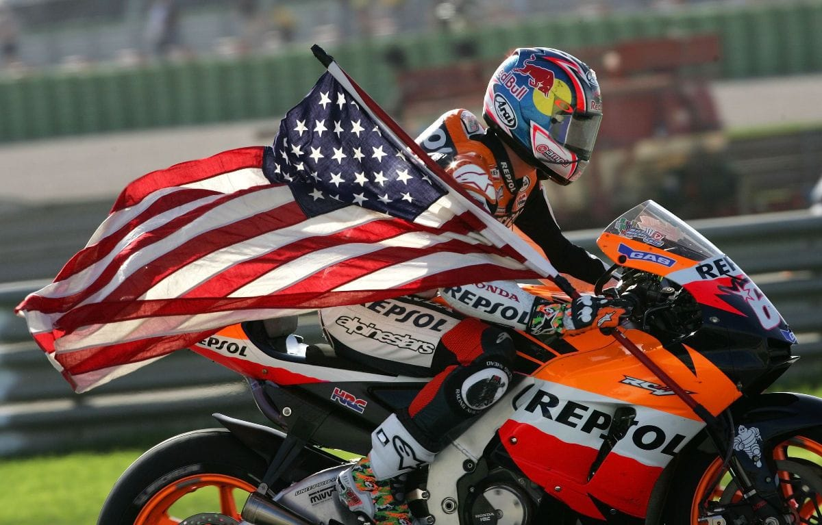 picture of Nicky Hayden 2006