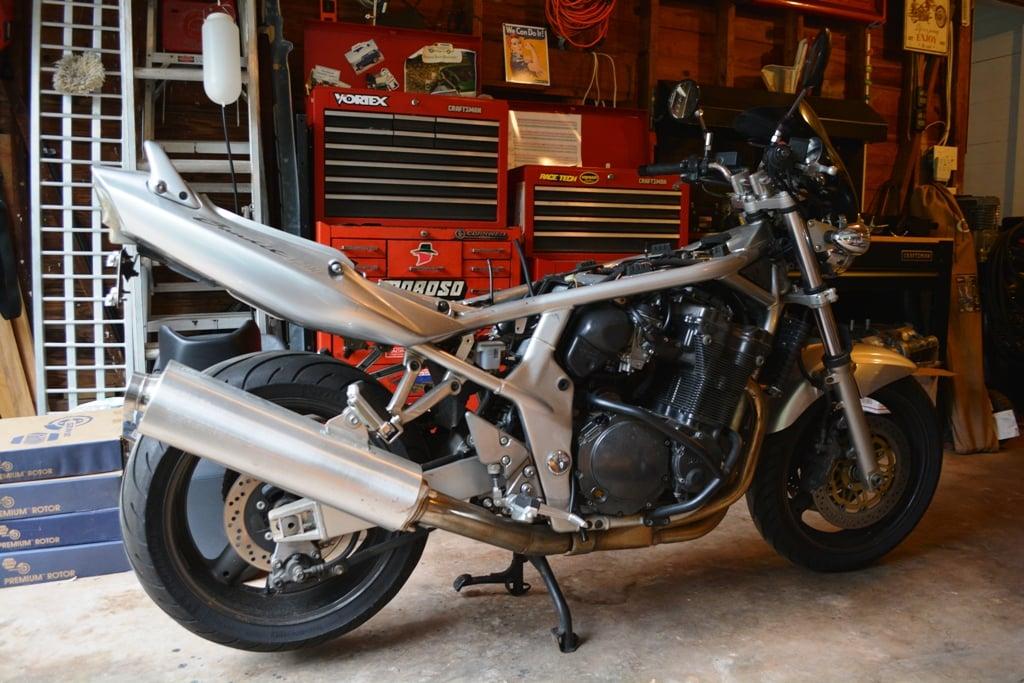 picture of Bandit garage