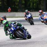 Beaubier Practices Perfect Social Distancing At Road America