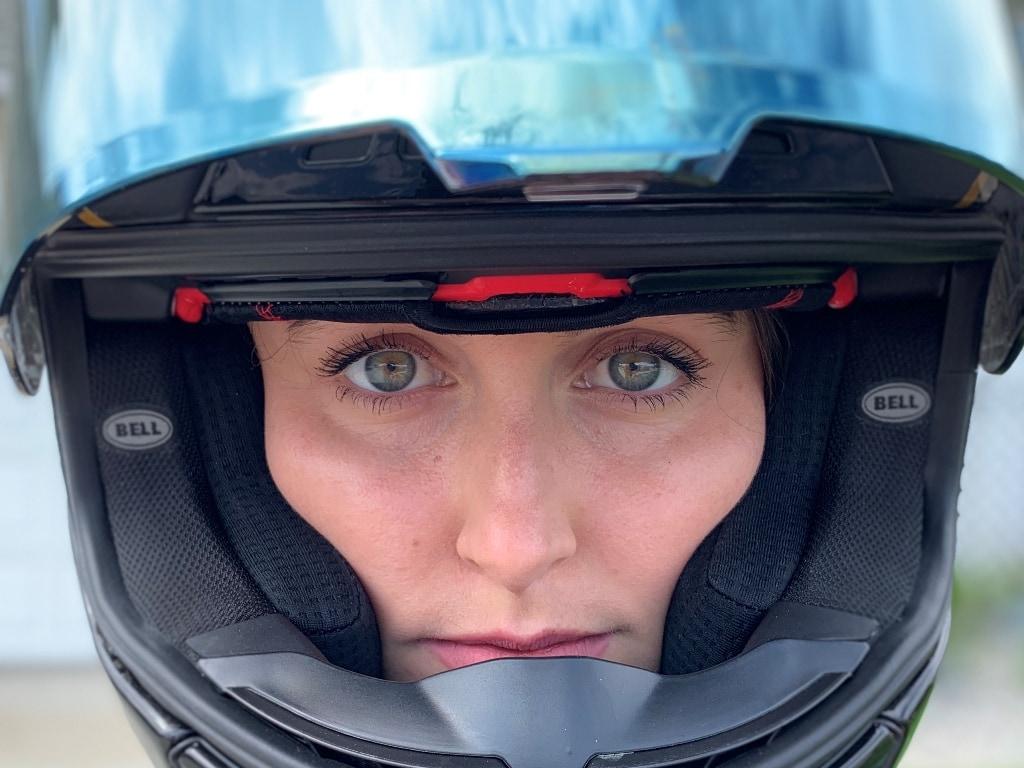 picture of helmet eyes
