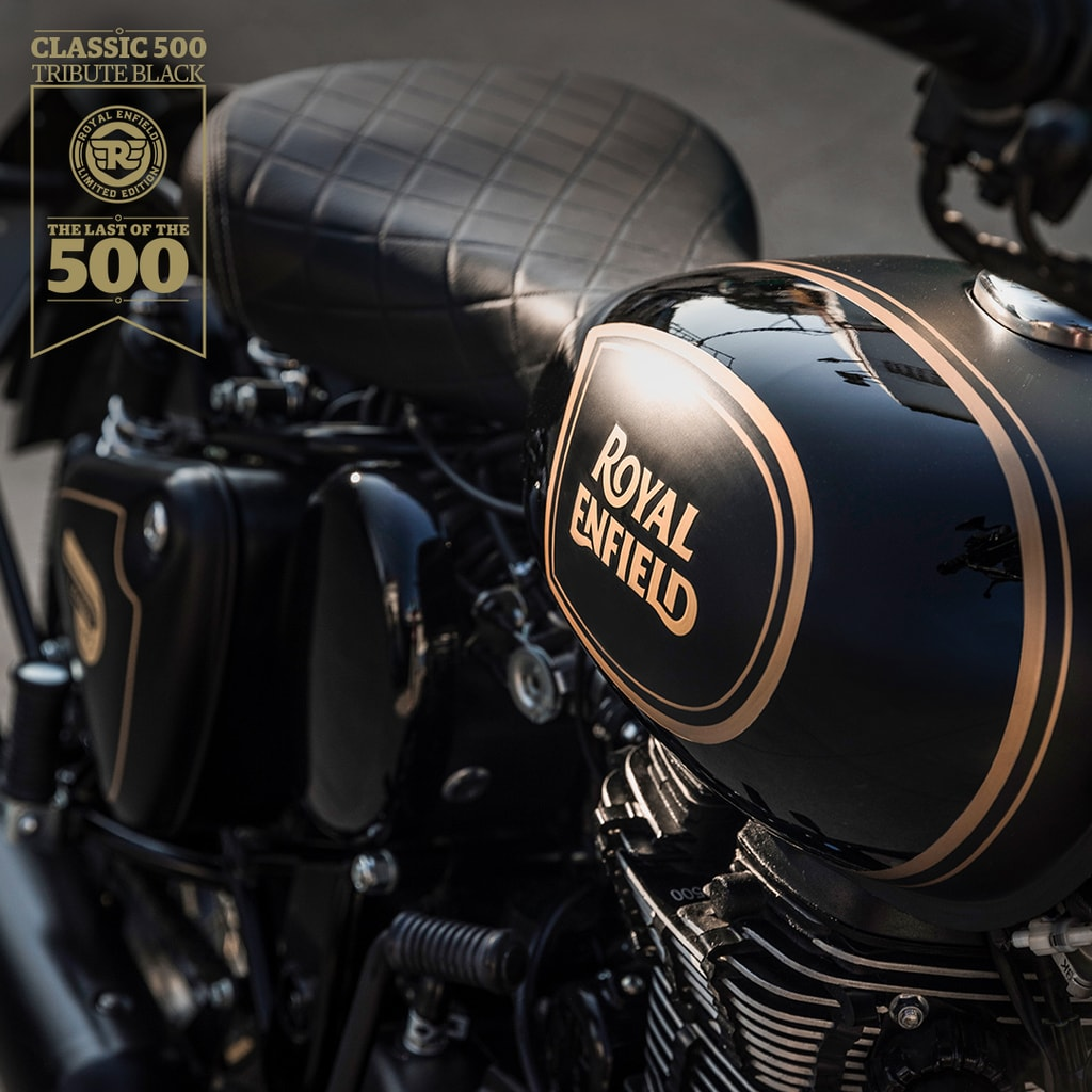 picture of Bullet 500