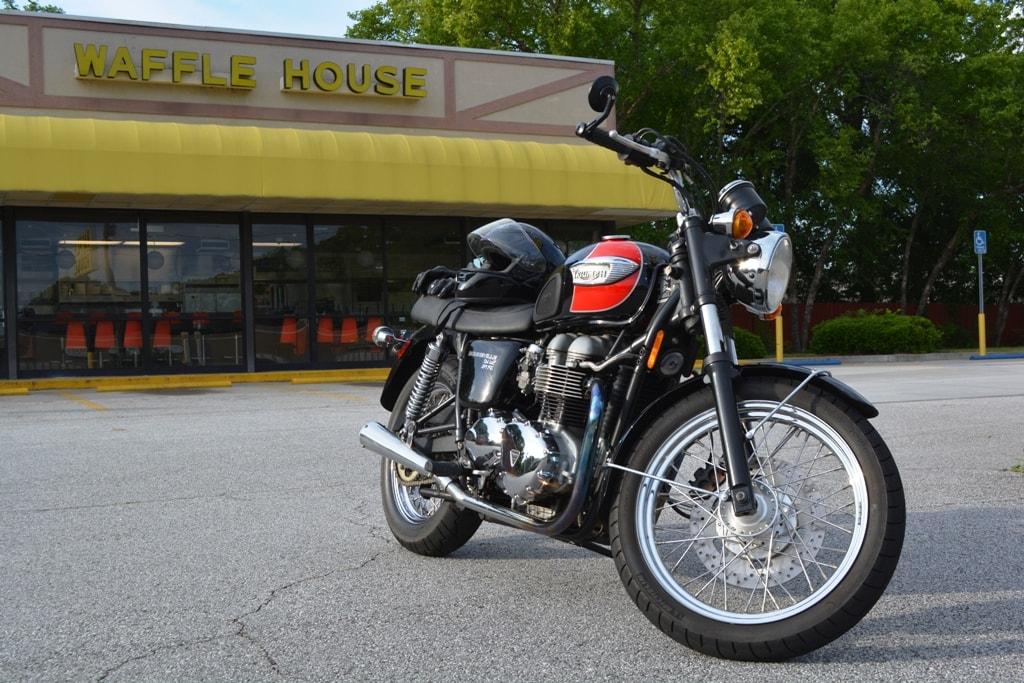 picture of Triumph Bonneville