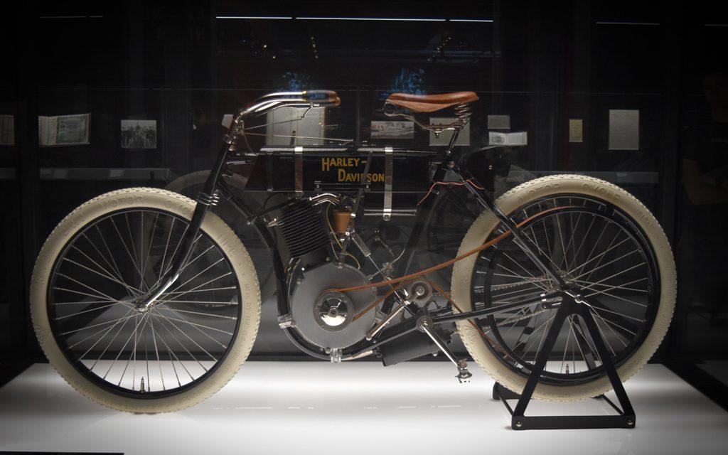 A Walk Through Harley History