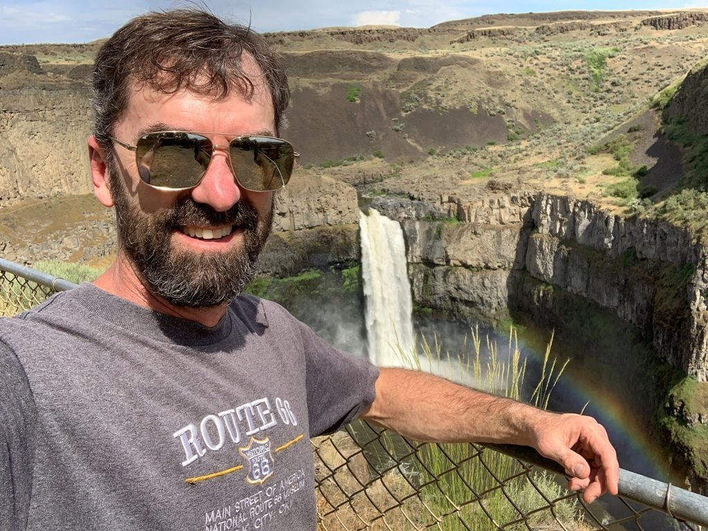 picture of Palouse Falls
