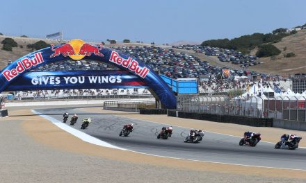 MotoAmerica Bringing the Mania to Laguna Seca