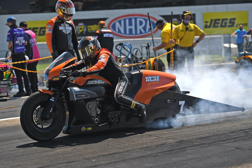 picture of Angelle Sampey NHRA