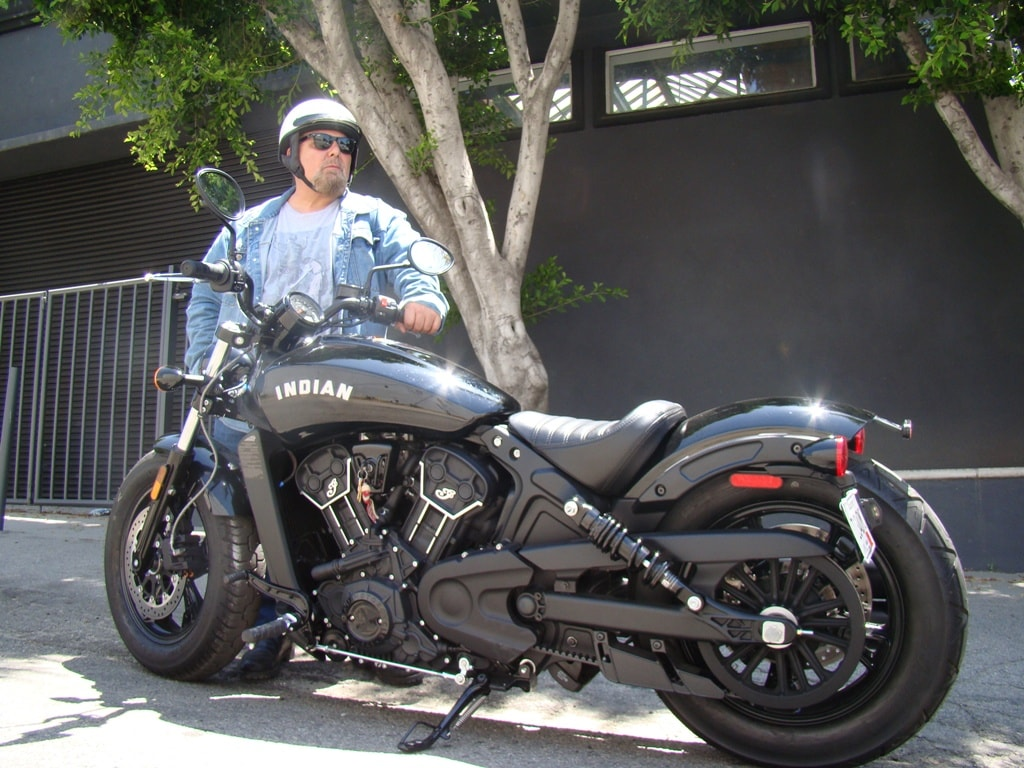 picture of Indian Scout Bobber Sixty