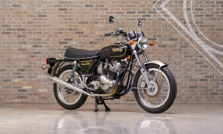 Legendary Bikes: Peter Egan's 1974 Norton Commando
