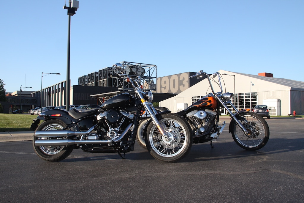 picture of Harley Davidson Softail Standard