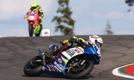 MotoAmerica Rides The Ridge