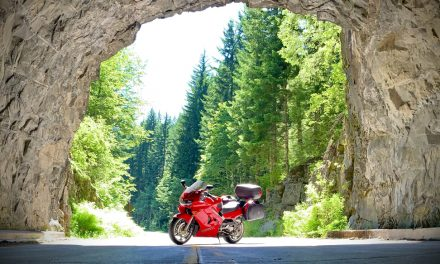 15 Best Motorcycle Rides in the USA