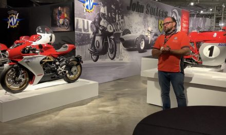 MV Augusta USA Unveils The Superveloce