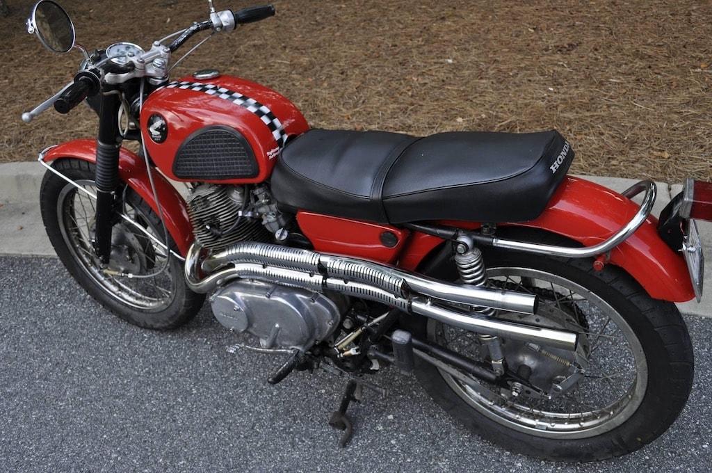 picture of Honda 350