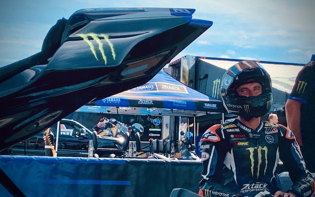 In The Paddock With MotoAmerica