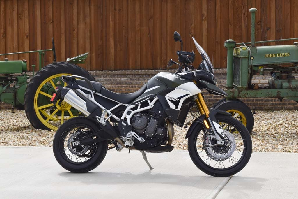 picture of Triumph Tiger