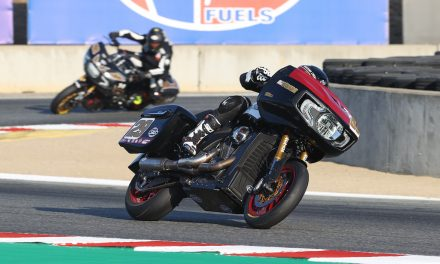MotoAmerica Season Wrap Up At Laguna Seca