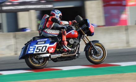 MotoAmerica, Harley-Davidson, and King of the Baggers