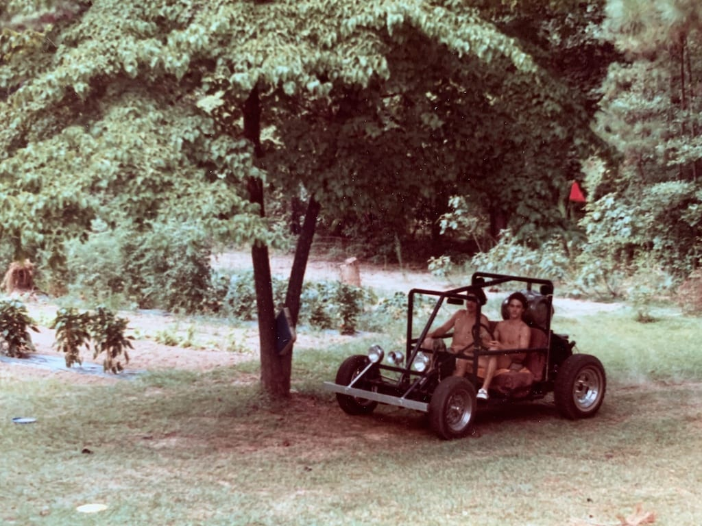picture of Brooks Buggy