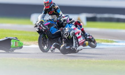 MotoAmerica Hits The Brickyard