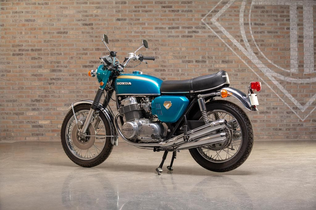 picture of Honda CB750