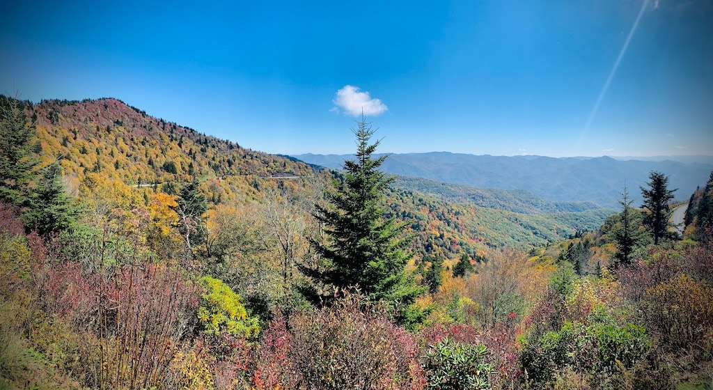 picture of Appalachians in Fall