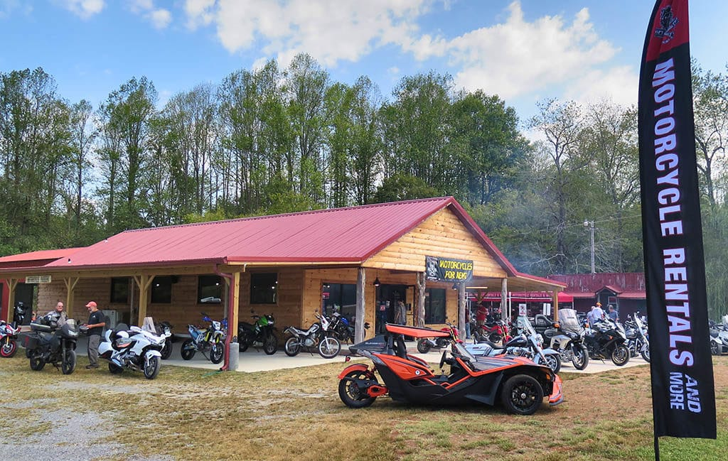 picture of Wolf Creek Deals Gap