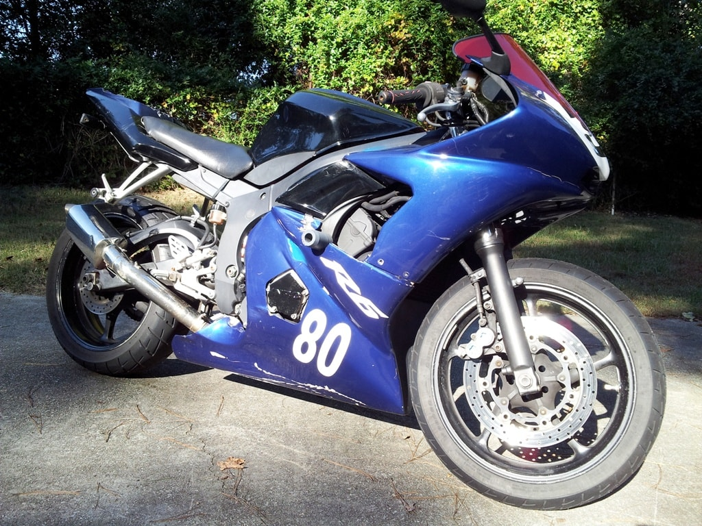 picture of 2004 Yamaha R6