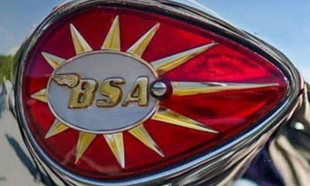 The Rebirth of BSA