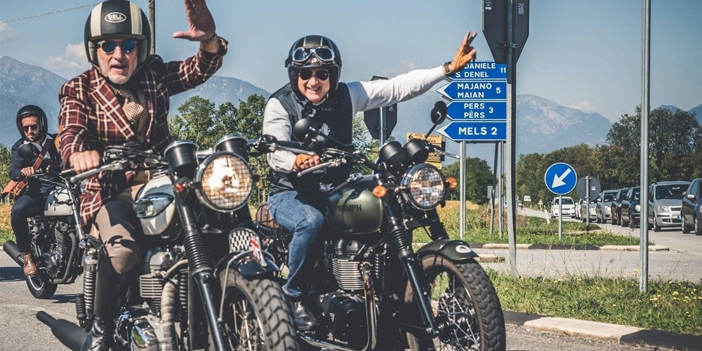 The Distinguished Gentleman's Ride Celebrates 10 Years