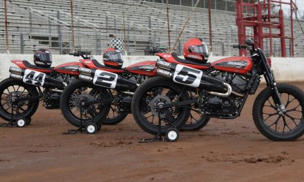 Harley-Davidson Withdraws From Factory Racing