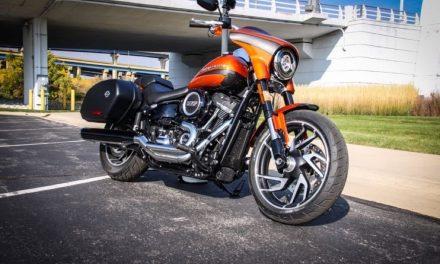 2020 Harley-Davidson Sport Glide Review