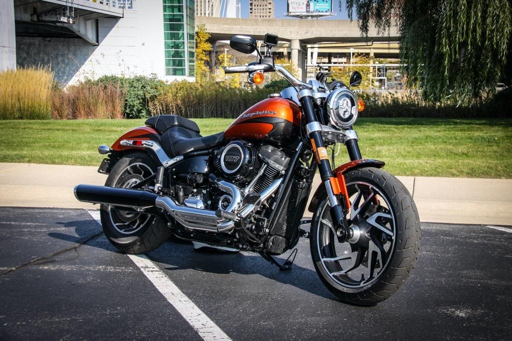 picture of 2020 Harley-Davidson Sport Glide