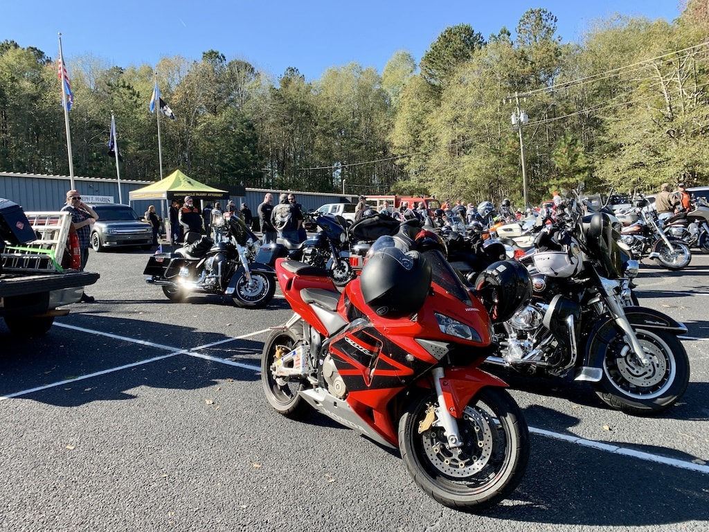 picture of Benefit Ride