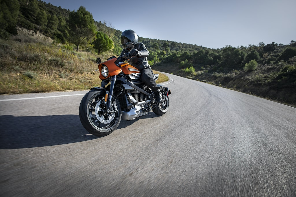 picture of H-D LiveWire