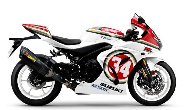 Suzuki Unveils 2021 GSX-R1000R Legends Bikes