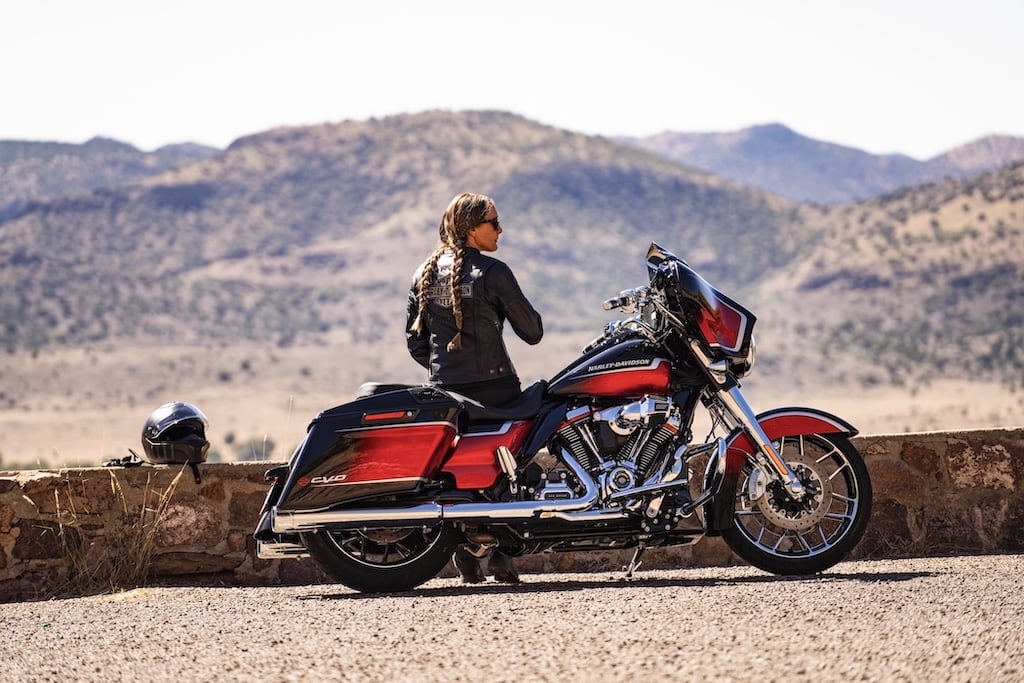picture of Harley Davidson CVO Street Glide Special