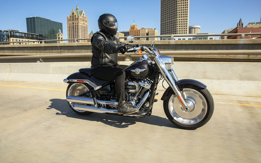Harley Reveals HardWire Plan
