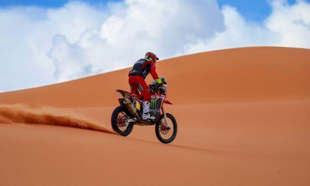 Honda Takes 1st & 2nd At Dakar