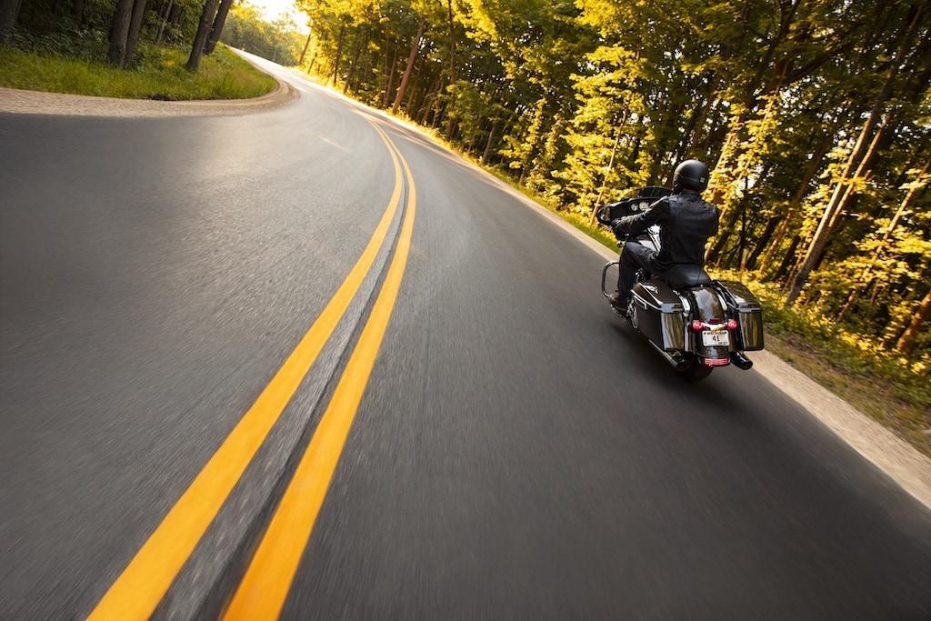 picture of Harley Davidson Tourer