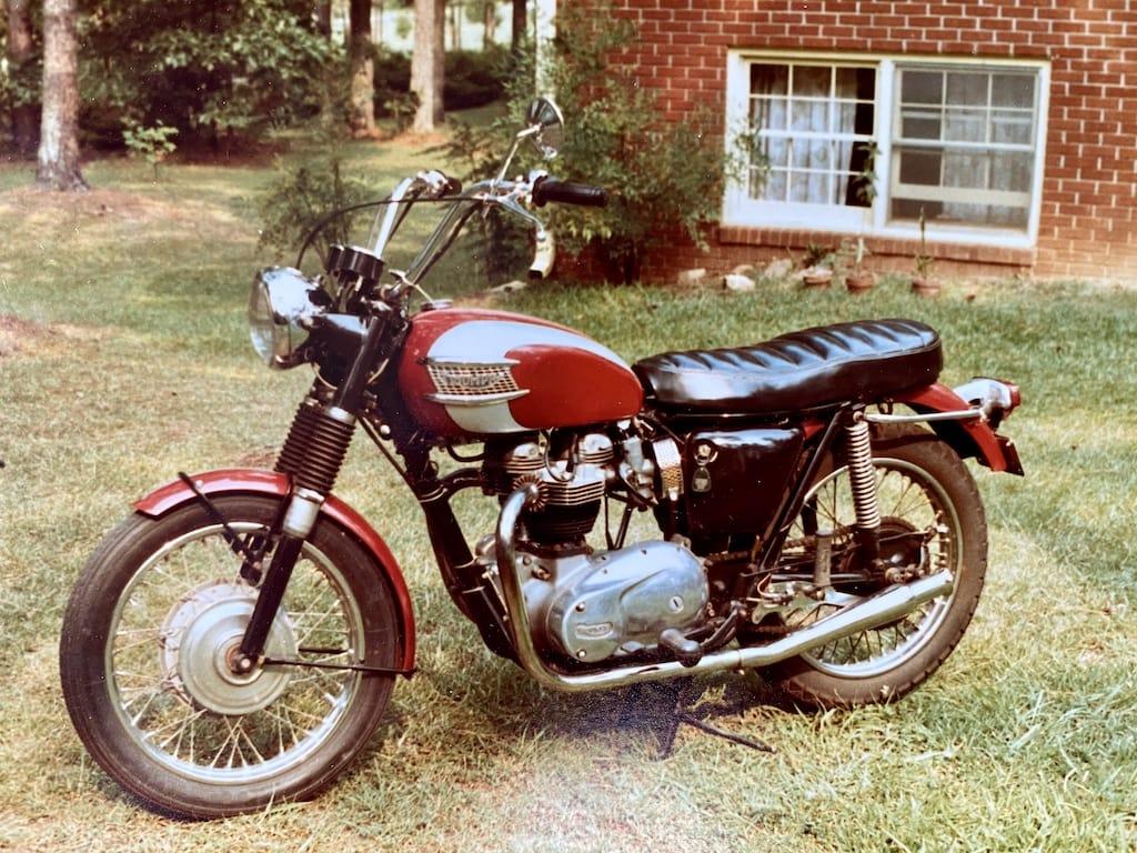 picture of 1968 Triumph Bonneville